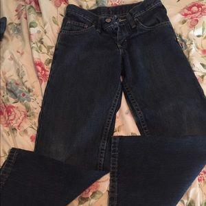 Boys jeans Lee, Wrangler Lot Of 2